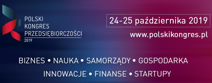 VII Polski Kongres Przedsiębiorczości – zakres tematyczny