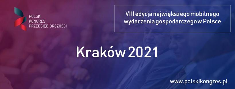 VIII Polski Kongres Przedsiębiorczości w Krakowie